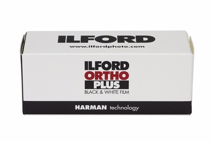 ILFORD PHOTO ILFORD FILM ORTHO PLUS 120