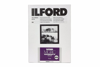 ILFORD MULTIGRADE RC DELUXE PEARL 24x30.5cm 50