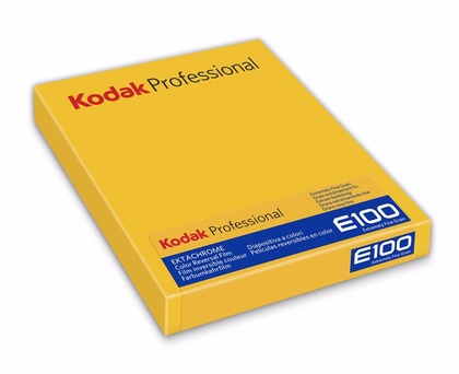Kodak EKTACHROME E100 4X5 10 SHEETS