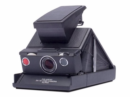 Polaroid™ SX-70 Camera Kit black