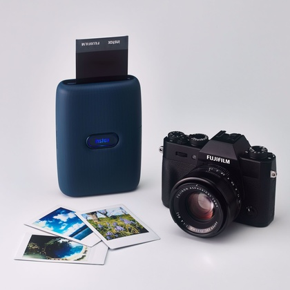 INSTAX MINI LINK DARK DENIM