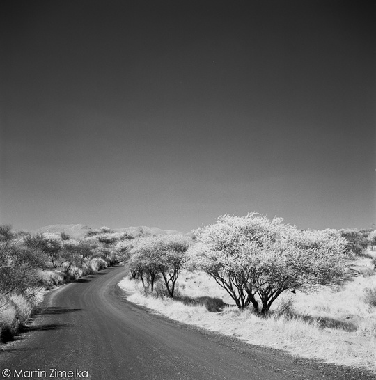 Rollei Infrared 400 roll film 120