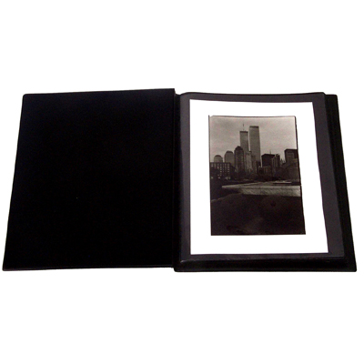 Presentationsbok - ADOFILE Photo book Polypropylene DIN A4 21x30/24 pages